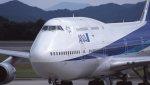 kumagorouさんが、広島空港で撮影した全日空 747-481(D)の航空フォト(写真)