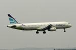 tsubasa0624さんが、成田国際空港で撮影したエアプサン A321-131の航空フォト(飛行機 写真・画像)