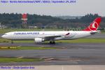 Chofu Spotter Ariaさんが、成田国際空港で撮影したターキッシュ・エアラインズ A330-303の航空フォト(飛行機 写真・画像)