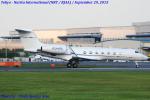 Chofu Spotter Ariaさんが、成田国際空港で撮影したウェルズ・ファーゴ・バンク・ノースウェスト G-V-SP Gulfstream G550の航空フォト(写真)