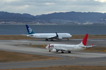T.Sazenさんが、関西国際空港で撮影したニュージーランド航空 767-319/ERの航空フォト(写真)