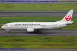 Chofu Spotter Ariaさんが、羽田空港で撮影した日本トランスオーシャン航空 737-446の航空フォト(飛行機 写真・画像)
