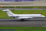 Chofu Spotter Ariaさんが、羽田空港で撮影したK5アヴィエーション BD-700-1A10 Global Expressの航空フォト(写真)