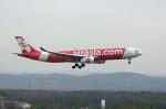 しんさんが、新千歳空港で撮影したエアアジア・エックス A330-343Xの航空フォト(写真)