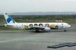 しんさんが、新千歳空港で撮影した全日空 767-381の航空フォト(写真)