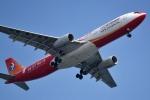 tsubasa0624さんが、羽田空港で撮影した中国東方航空 A330-343Xの航空フォト(飛行機 写真・画像)