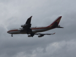NOTE00さんが、三沢飛行場で撮影したカリッタ エア 747-4HQF/ERの航空フォト(写真)