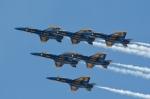 小弦さんが、Fleet Week SF 2015で撮影したアメリカ海軍 F/A-18C Hornetの航空フォト(写真)