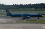 ハピネスさんが、成田国際空港で撮影したベトナム航空 A321-231の航空フォト(飛行機 写真・画像)