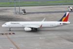 ぶる~すかい。さんが、羽田空港で撮影したフィリピン航空 A321-231の航空フォト(写真)