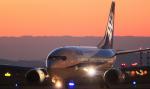 サボリーマンさんが、松山空港で撮影した全日空 737-54Kの航空フォト(飛行機 写真・画像)