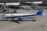 JPN Spotterさんが、中部国際空港で撮影した全日空 A320-214の航空フォト(写真)