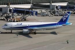 JPN Spotterさんが、中部国際空港で撮影した全日空 A320-214の航空フォト(飛行機 写真・画像)