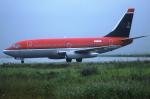 kumagorouさんが、仙台空港で撮影したプーケット航空 737-2B7/Advの航空フォト(写真)