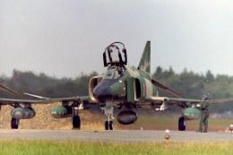 fukucyanさんが、茨城空港で撮影した航空自衛隊 RF-4EJ Phantom IIの航空フォト(飛行機 写真・画像)