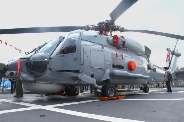 りんたろうさんが、横須賀基地で撮影したオーストラリア海軍 S-70B-2の航空フォト(飛行機 写真・画像)