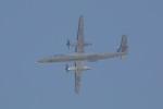 DONKEYさんが、新田原基地で撮影した日本エアコミューター DHC-8-402Q Dash 8の航空フォト(飛行機 写真・画像)
