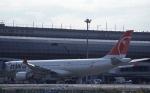 kumagorouさんが、仙台空港で撮影したノースウエスト航空 A330-223の航空フォト(飛行機 写真・画像)