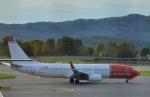 kamerajiijiさんが、ベルゲン空港で撮影したノルウェー・エアシャトル 737-8JPの航空フォト(写真)