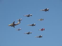 jp arrowさんが、岐阜基地で撮影した航空自衛隊 F-4EJ Phantom IIの航空フォト(飛行機 写真・画像)
