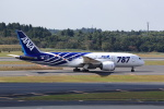 T.Sazenさんが、成田国際空港で撮影した全日空 787-8 Dreamlinerの航空フォト(飛行機 写真・画像)