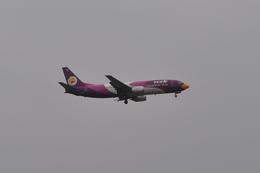 ガオラオさんが、チェンライ空港で撮影したノックエア 737-4D7の航空フォト(飛行機 写真・画像)