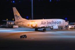 orbis001さんが、羽田空港で撮影したエア・インチョン 737-4Y0/SFの航空フォト(飛行機 写真・画像)