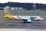 T.Sazenさんが、成田国際空港で撮影したセブパシフィック航空 A320-214の航空フォト(写真)