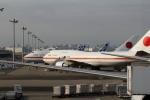 GRX135さんが、羽田空港で撮影した航空自衛隊 747-47Cの航空フォト(写真)