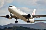 Dojalanaさんが、函館空港で撮影した日本航空 767-346の航空フォト(飛行機 写真・画像)