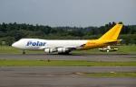 ハピネスさんが、成田国際空港で撮影したポーラーエアカーゴ 747-46NF/SCDの航空フォト(飛行機 写真・画像)