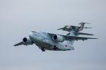 カヤノユウイチさんが、米子空港で撮影した航空自衛隊 XC-2の航空フォト(飛行機 写真・画像)