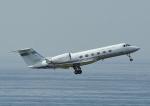 じーく。さんが、中部国際空港で撮影した国土交通省 航空局 G-IV Gulfstream IV-SPの航空フォト(写真)