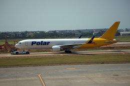 メニSさんが、台湾桃園国際空港で撮影したポーラーエアカーゴ 767-3JHF(ER)の航空フォト(飛行機 写真・画像)