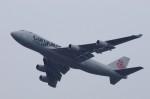 しんさんが、関西国際空港で撮影したカーゴルクス・イタリア 747-4R7F/SCDの航空フォト(写真)