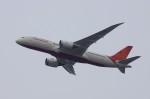 しんさんが、関西国際空港で撮影したエア・インディア 787-8 Dreamlinerの航空フォト(写真)