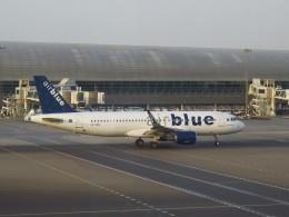 twinengineさんが、ドバイ国際空港で撮影したエア・ブルー A320-214の航空フォト(飛行機 写真・画像)