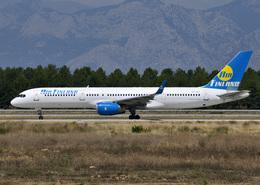航空フォト:OH-AFI エア・フィンランド 757-200