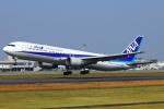 TKBKさんが、高松空港で撮影した全日空 767-381/ERの航空フォト(写真)