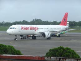 twinengineさんが、ヤンゴン国際空港で撮影したアジアン・ウィングス A321-112の航空フォト(飛行機 写真・画像)