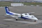 kumagorouさんが、札幌飛行場で撮影したエアーニッポンネットワーク DHC-8-314Q Dash 8の航空フォト(飛行機 写真・画像)