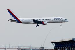 Asamaさんが、香港国際空港で撮影したネパール航空 757-2F8Cの航空フォト(飛行機 写真・画像)