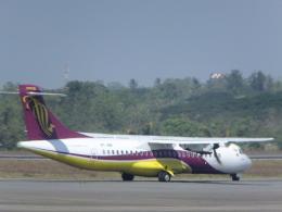 twinengineさんが、ヤンゴン国際空港で撮影したマンダレー航空 ATR-72-212の航空フォト(飛行機 写真・画像)
