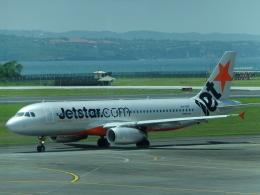 twinengineさんが、デンパサール国際空港で撮影したジェットスター A320-232の航空フォト(飛行機 写真・画像)