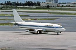 Gambardierさんが、マイアミ国際空港で撮影したサーシャ 737-214の航空フォト(飛行機 写真・画像)