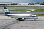 Gambardierさんが、マイアミ国際空港で撮影したタン・ホンジュラス 737-2A3の航空フォト(写真)