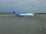 twinengineさんが、ヘルシンキ空港で撮影したブルーワン 717-2CMの航空フォト(飛行機 写真・画像)