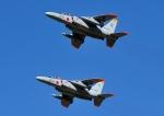 じーく。さんが、岐阜基地で撮影した航空自衛隊 T-4の航空フォト(飛行機 写真・画像)