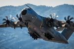 カヤノユウイチさんが、米子空港で撮影したイギリス空軍 A400Mの航空フォト(飛行機 写真・画像)