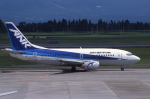 kumagorouさんが、鹿児島空港で撮影したエアーニッポン 737-54Kの航空フォト(飛行機 写真・画像)